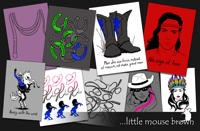 Little Mouse Brown